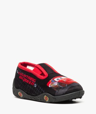 Chaussons garçon avec semelle façon roues de voiture - Cars vue2 - CARS - GEMO