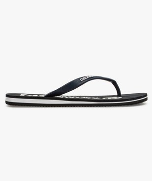 Tongs homme détails contrastés – Geographical Norway vue2 - GEOGRAPH NORWAY - GEMO