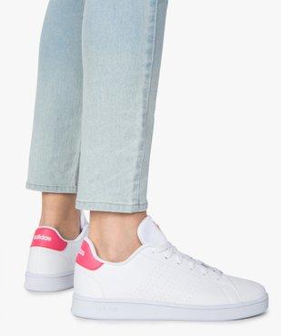 Baskets femme à lacets – Adidas Advantage K vue1 - ADIDAS - Nikesneakers