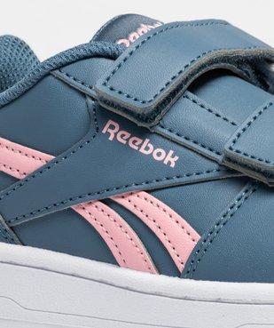 Baskets fille bicolores à scratch – Reebok Royal Prime vue6 - REEBOK - Nikesneakers