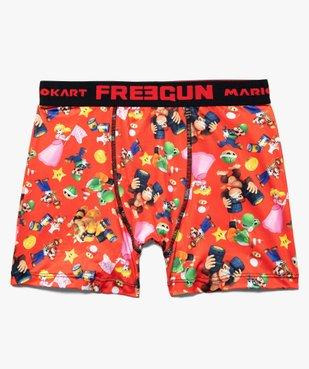 Boxer homme avec motif MarioKart - Freegun vue1 - FREEGUN - GEMO