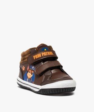 Boots garçon à scratch - Pat' Patrouille vue2 - PAT PATROUILLE - GEMO