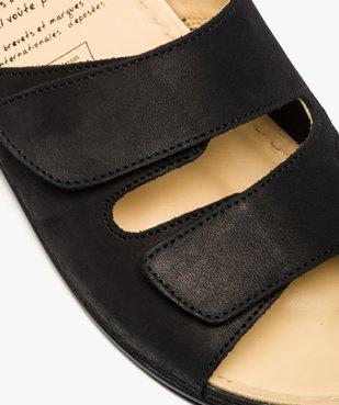 Sandale à brides avec points de réflexologie - 5 zones vue6 - 5 REFLEX ZONES - GEMO
