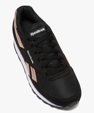 Tennis femme bicolores à lacets – Reebok Rewind Run vue5 - REEBOK - GEMO