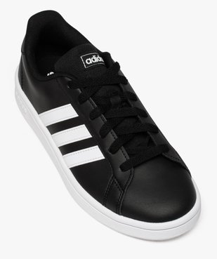 Baskets femme à lacets - Adidas Grand Court Base vue5 - ADIDAS - Nikesneakers