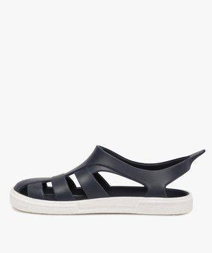 Sandales enfant moulées pour la plage - Boatilus vue3 - BOATILUS - Nikesneakers