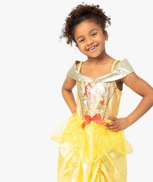 Déguisement fille Belle La belle et la bête- Disney vue1 - DISNEY - GEMO
