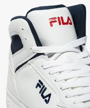 Basket blanche montante - Fila F-Forward Mid vue6 - FILA - Nikesneakers