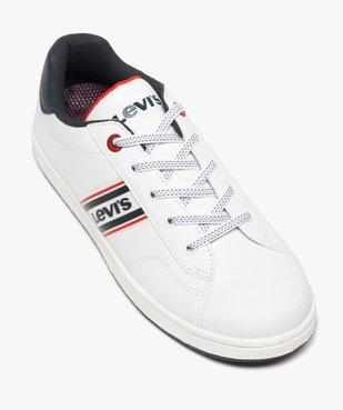 Tennis garçon bicolores à lacets – Levi's vue5 - LEVI'S - GEMO