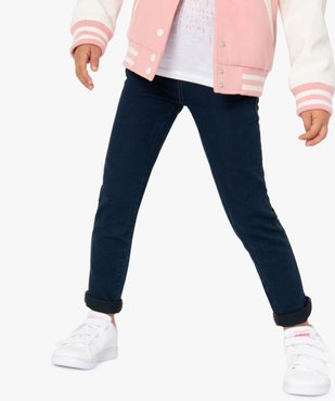 Jean fille coupe slim – Camps United vue1 - CAMPS UNITED - Nikesneakers