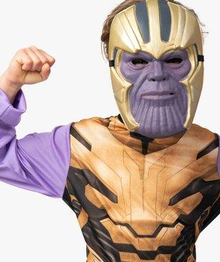 Déguisement enfant Thanos - Marvel Avengers (2 pièces) vue1 - MARVEL - GEMO