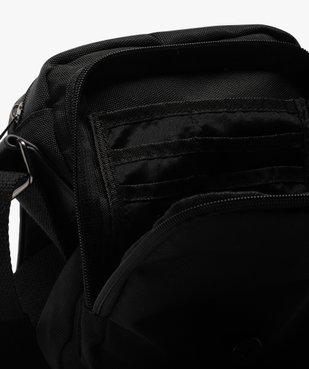 Sacoche homme bi-matières avec large rabat vue4 - GEMO (ACCESS) - GEMO