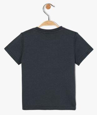 Tee-shirt bébé garçon imprimé 101 Dalmatiens - Disney vue3 - DISNEY DTR - GEMO