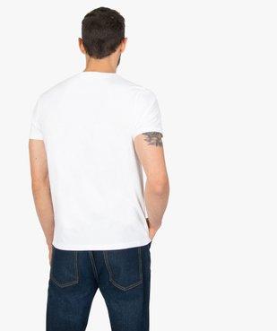 Tee-shirt homme à manches courtes imprimé - Les Minions vue4 - NBCUNIVERSAL DT - GEMO