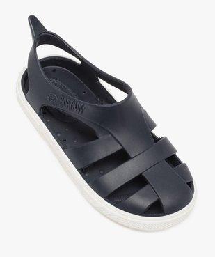 Sandales enfant moulées pour la plage - Boatilus vue5 - BOATILUS - Nikesneakers