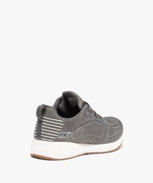 Tennis femme à lacets extra légères en mesh – Skechers Bobs vue4 - SKECHERS - Nikesneakers