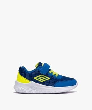 Chaussures de running garçon à scratch - Umbro vue1 - UMBRO - GEMO