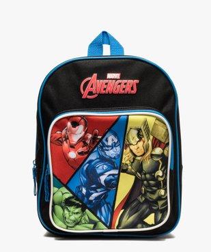 Sac à dos garçon zippé - Marvel Avengers vue1 - AVENGERS - Nikesneakers