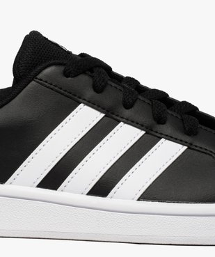 Baskets femme à lacets - Adidas Grand Court Base vue6 - ADIDAS - Nikesneakers