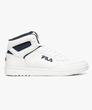 Basket blanche montante - Fila F-Forward Mid vue1 - FILA - Nikesneakers