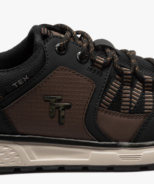 Baskets homme dessus textile et mesh – Tom Tailor vue6 - TOM TAILOR - GEMO