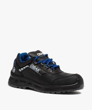 Chaussures de sécurité femme S3 – Obak Antares vue2 - OBAK - GEMO