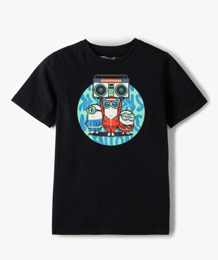 Tee-shirt garçon imprimé - Les Minions 2 vue1 - NBCUNIVERSAL - GEMO