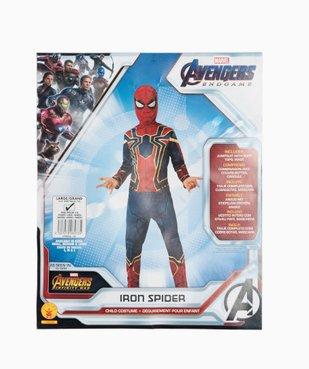 Déguisement enfant Iron Spider 2 pièces - Avengers vue4 - MARVEL - GEMO