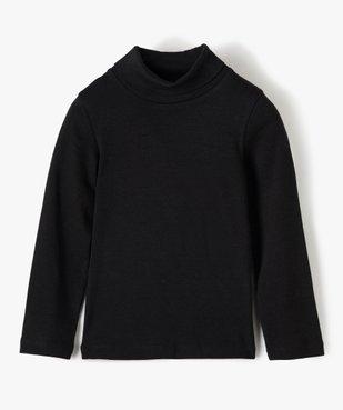 Tee-shirt garçon à manches longues et col montant vue1 - Nikesneakers (ENFANT) - Nikesneakers