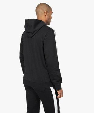 Sweat homme zippé à capuche - Adidas vue3 - ADIDAS - GEMO