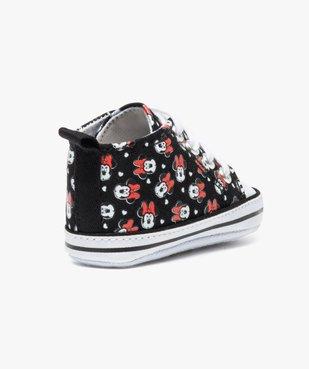 Chaussures de naissance montantes - Minnie Disney vue4 - MINNIE - GEMO