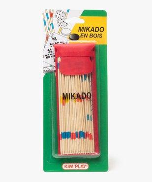 Jeu de Mikado en bois vue2 - KIM PLAY - GEMO