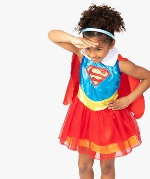 Déguisement fille Superman vue1 - DC COMICS - GEMO