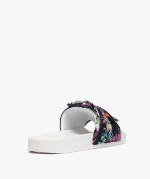 Mules de piscine femme dessus tissu – Shoes by LTDC vue4 - SHOES BY LTDC - GEMO