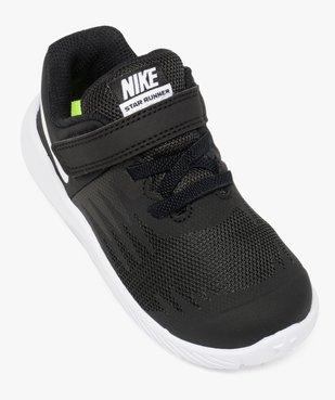 Baskets basses lacets et scratchs - Nike Star Runner vue5 - NIKE - GEMO