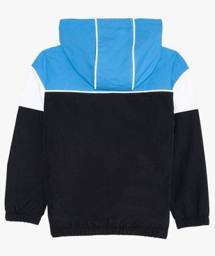 Coupe-vent garçon déperlant à capuche vue4 - Nikesneakers (ENFANT) - Nikesneakers