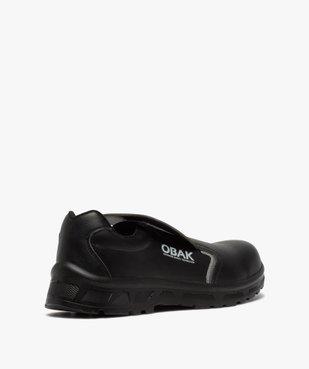 Chaussures de sécurité homme sabots – Obak Dallas vue4 - OBAK - Nikesneakers