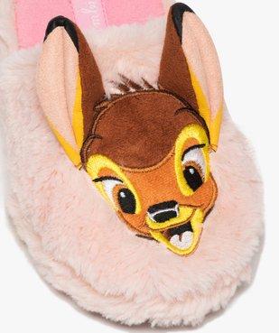 Chaussons fille en forme de mules – Bambi vue6 - DISNEY - GEMO