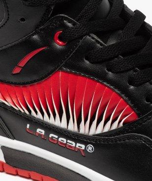 Baskets homme semi-montantes – LA Gear vue6 - L.A. GEAR - GEMO