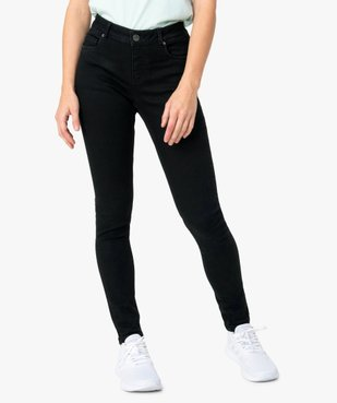 Jean femme skinny taille normale vue1 - GEMO(FEMME PAP) - GEMO