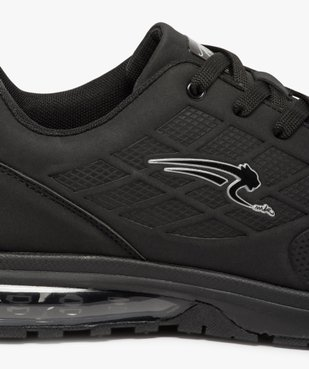 Baskets homme running monochromes - Airness vue6 - AIRNESS - Nikesneakers