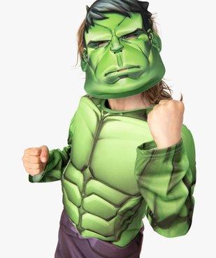 Déguisement enfant Hulk - Marvel (2 pièces) vue1 - MARVEL - GEMO