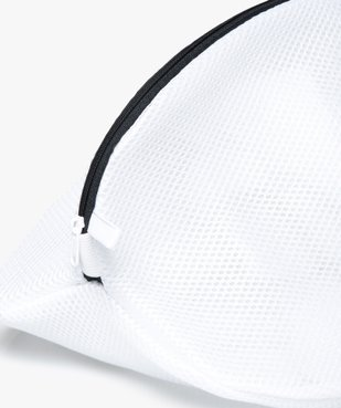 Filet de lavage pour chaussures en mesh à fermeture zippée vue2 - GEMO (ACCESS) - GEMO