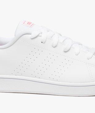 Baskets femme à lacets – Adidas Advantage K vue6 - ADIDAS - Nikesneakers