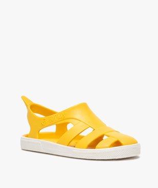 Sandales enfant moulées spécial plage - Boatilus vue2 - BOATILUS - Nikesneakers