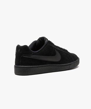Baskets basses en suédine Nike vue4 - NIKE - GEMO