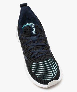 Baskets homme multicolores à lacets – Adidas X Parley vue5 - ADIDAS - GEMO
