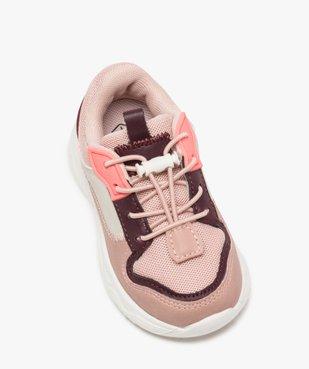 Baskets bébé fille das shoes légères vue5 - GEMO(BEBE DEBT) - GEMO