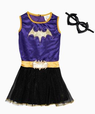 Déguisement fille Batman (2 pièces) vue2 - DC COMICS - GEMO