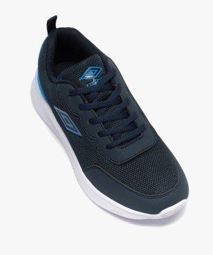 Chaussures de running bicolores à lacets - Umbro vue5 - UMBRO - GEMO